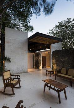Une hacienda mexicaine – PLANETE DECO a homes world 65 Stunning Modern Dream House Exterior Design Ideas - Googodecor