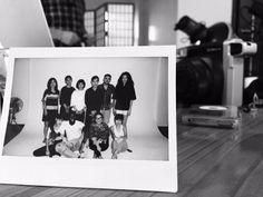 Shooting avec ma clique... J I M M Y S H I H W E N M A X I N E K E A V Y S O N I A A U G U S T A N G E L C H I A C O  C O R A L I N E aka C O R . C S T E P H A N E S A N Z A  #shootingwiththebest #clique #avecmaclique #fashion #art #fashionlab #dadastudio #taipei #mode #style #influencers #inspiration #revver #revvermagazine #photography #zeitgeist #dadamovement