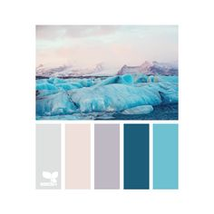 Design Seeds ❤ liked on Polyvore featuring color palettes, color and design seeds