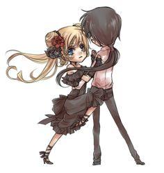 Seiya & Usagi - ElTango de Roxanne