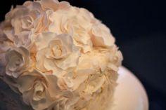 White Rose Organic Coconut Cake