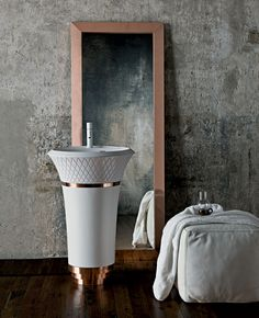 Brand: Falper Model: George Art. DX1 #designselect #bath #falper