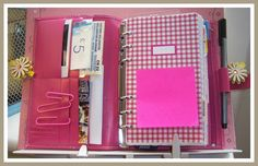 Roses in December: Welcome To My Day: Filofax Pockets