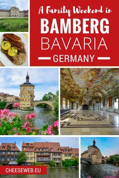 A family travel weekend in Bavaria, Germany's UNESCO-listed Bamberg.