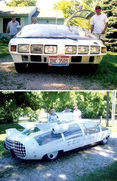 1998 Ben-Dera Ford private Concept > 2.8l Cologne Engine