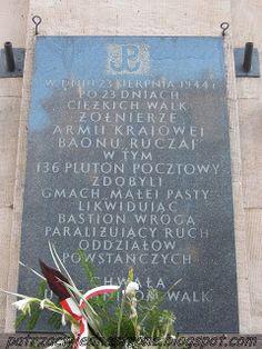 patrząc w jedną stronę: Warszawskie ulice w ogniu walki - 23 sierpnia 1944...