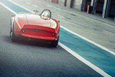 Ferrari 246 S Dino Fantuzzi 'High-Tail' Spyder Image by Brian Walsh || IG