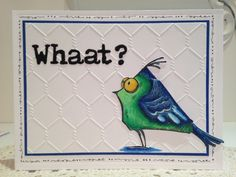 13!! WHAAT? by mitchygitchygoomy - Cards and Paper Crafts at Splitcoaststampers