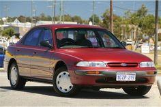 Ford Telstar GL-X