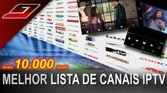 Melhor que SKY! Lista IPTV com quase 10 mil canais de TV, séries, filmes...