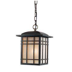 Quoizel Hillcrest HC1909IB Outdoor Hanging Lantern - HC1909IB