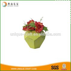 2016 Geometrical Feature Metal Flower Planter For Home Decoration - Buy Geometrical Metal Planters,Metal Flower Planter,Metal Flower Baskets And Planters Product on Alibaba.com