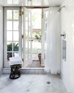 a country cottage | Master Bath Idea Board | Pinterest