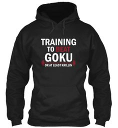 Training to beat Goku LIMITED EDITION