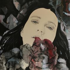 Timisoara, Romania artist Alina Slimovschi #artistaday #artistoftheday #Romania #acrylicpainting #fineart #art #artist Art For Change, Ondine, Human Emotions, Photo Projects, Illustrations, Community Art, Female Art, Art Pictures, Painting & Drawing