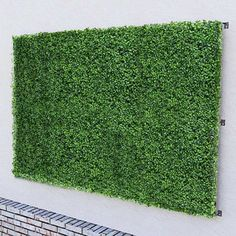 Outdoor Artificial Boxwood Living Wall 48in.L x 36in.H