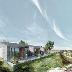 "Housing by aarhus arkitekterne #housing #danisharchitecture #scandinavianarchitecture #healthcare ""greenarchitecture #aarhusarkitekterne"