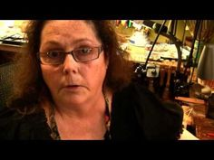 Jewelry Tip: How to Sand.  Nancy Hamilton is a fabulous jeweler, great how to videos!