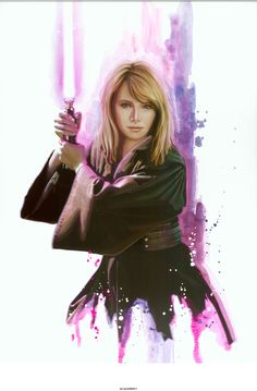 Siri Tachi by This was Obi-Wan's best friend!! Not a lot of people know about her!! She is an AWESOME Jedi!!!!
