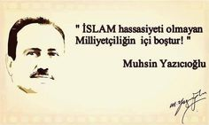 Muhsin Yazıcıoğlu Islam, Religion, Sayings, History, Words, Spartacus, Movie Posters, Reciprocating Saw Blades, Quotation