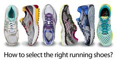 Find your footwear prescription for running shoes in our FootSmart blog. #runningshoes #FitFluential