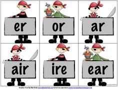 Crazy Speech World: Help me fix my ARRGHS!  Pirate themed articulation activities!