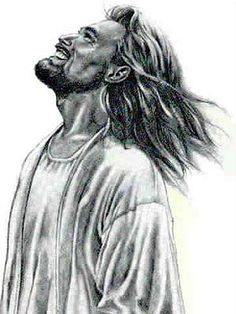 Smiling Jesus.  I love this.  I think Jesus loves to smile.  I also think he has a great sense of humor.  :)