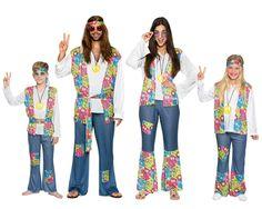 Grupo de Hippies #disfraces #carnaval #disfracesparagrupos #novedades2015
