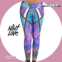 MINT LOVE ahora en INX #NewCollection atención a mayoreo y menudeo plaza exhimoda y la gran plaza #SoySexInx #fitnessgirl