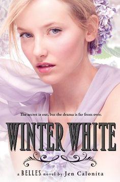 Winter White (Belles) by Jen Calonita, http://www.amazon.com/dp/B0076DCUMA/ref=cm_sw_r_pi_dp_YuyZrb0NTZGJP