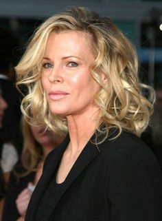 Kim Basinger, 58 and still as gorgeous as ever.