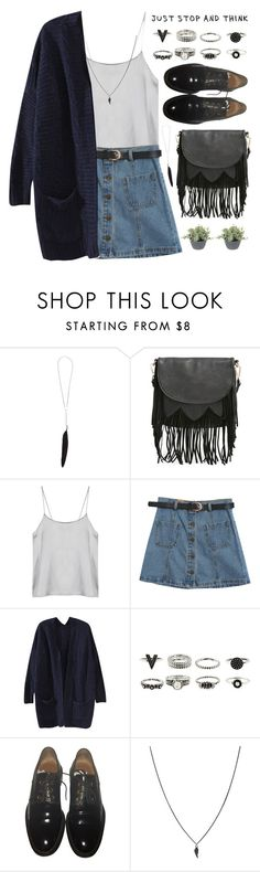 """Untitled #813"" by dreamlovergirl ❤ liked on Polyvore featuring Ann Demeulemeester, Sole Society, Chicnova Fashion, Givenchy, ASOS, women's clothing, women's fashion, women, female and woman"