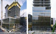 Empire Riverside Hotel & Brauhaus, Hamburg - Projekt - architekten24.de Fassade