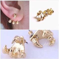 Large Black And Gold Cross Earrings By Asunder On Deviantart Beads Pinterest