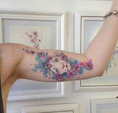 The Best Tattoos Ever - Listorical Piercing Tattoo, Arm Tattoo, Neue Tattoos, Body Art Tattoos, Trendy Tattoos, Tattoos For Guys, Tatto Mini, Best Tattoo Ever, Tattoo Designs