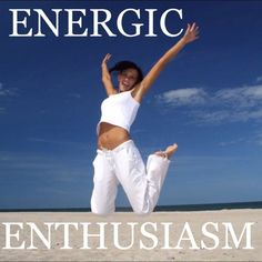 #Energetic #enthusiasm on my Self Environment #Vision Board