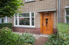Jaren30woningen.nl | Mooi voordeur in een jaren 30 woning
