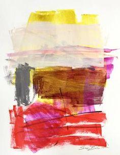 "Saatchi Art Artist Sheryn Bullis; Painting, ""Solstice Study 1"" #art"