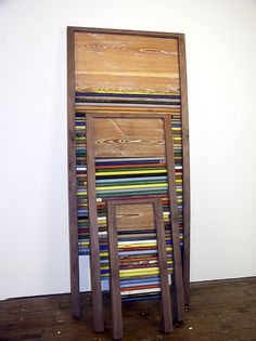 """""""Present Tense: The Art of Memphis from 2001 - Now"""" runs through April at Seen here: """"Three Scrub Boards"""" sculpture by Greely Myatt."""