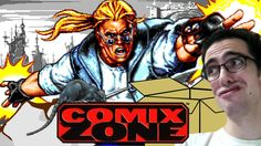Hidden Gem Review - Comix Zone - Ow! My little fingers!