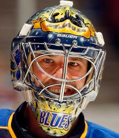 NHL Goalie Masks By Team | NHL Goalie Masks by Team ('09-'10) - Ty Conklin | Sports Illustrated ...