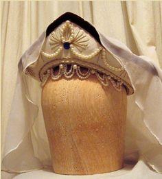 A Russian headdress