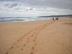 Middleton Beach, South Australia.