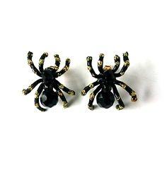 蜘蛛のピアス「夜の女王」