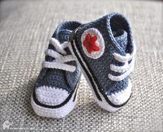 "Virkade baby ""converse"""