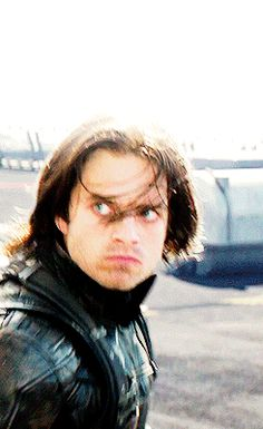 IM LIke Literally in love with his arm || LOL || Sebastian Stan || Bucky BArnes || THe winter Soldier