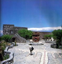 Museo de la Pachamama. Amaicha del Valle. Tucuman Argentina