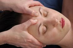 Energy medicine exercises are often taught with hand-outs so that clients can learn to better manage stress and encourage healing and wellness. Holistic Treatment, Healing Hands, Deep Relaxation, Face Massage, Emotional Stress, Blended Learning, Massage Techniques, Holistic Healing, Stress Management