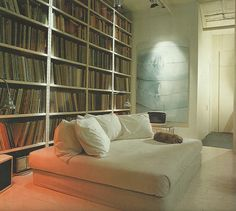 This would be a cool couch! THE BED AND BATH BOOK | Terence Conran ©1978