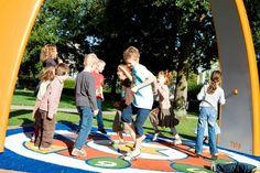 sona interactive active school game
